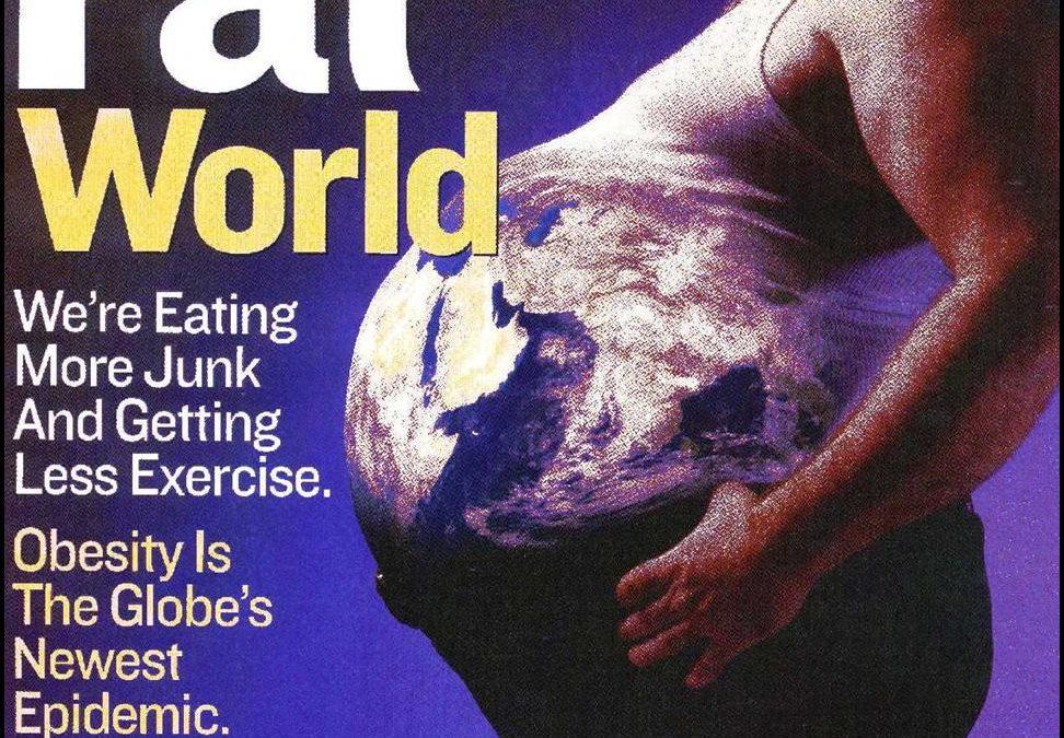 Obesità: la colpa è anche dell'ambiente